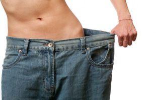 как набрать вес женщине