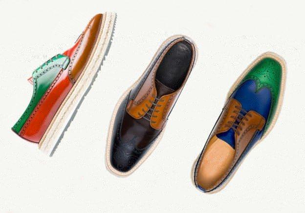 как покрасить обувь дома