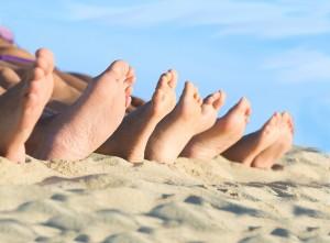 масла для сухой кожи ног