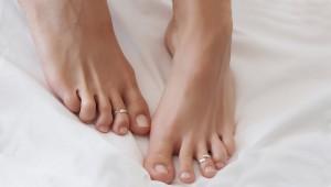 очень сухая кожа на ногах