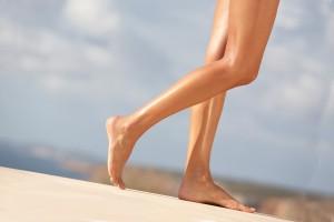 сухая кожа голени ног