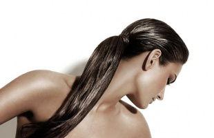 жирнеют волосы что делать