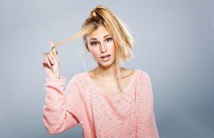 чтобы волосы стали жесткими