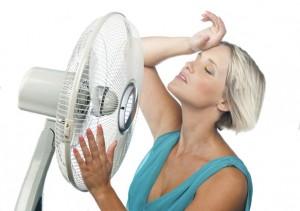 спастись от жары в квартире
