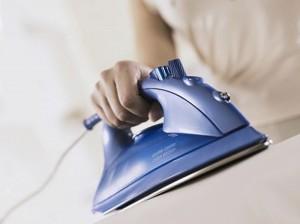 чистка утюга от накипи