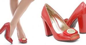 разносить лакированную обувь