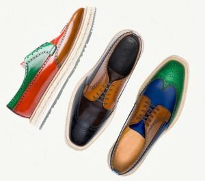 красим обувь сами