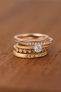 почистить золото с бриллиантами