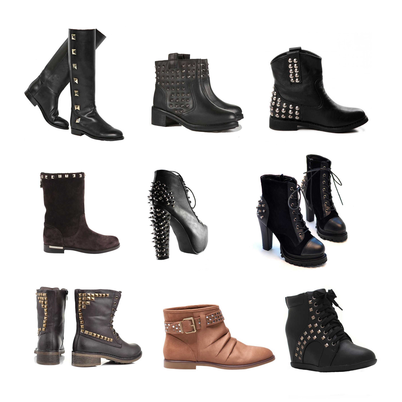 Модные женские сапоги осень-зима 2 15-2 16