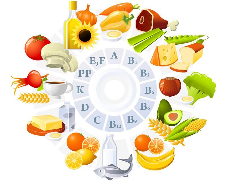 Эффективные витамины для похудения и обмена веществ
