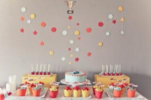 День рождения ребенка по мультфильму «Тачки» 4