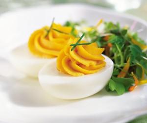 молекулярная кухня яйца