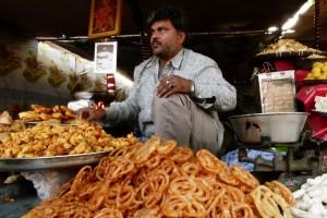 уличная еда2 в индии