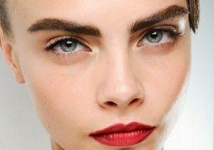 Макияж бровей: как правильно красить брови