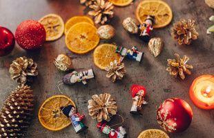 декор на новый год
