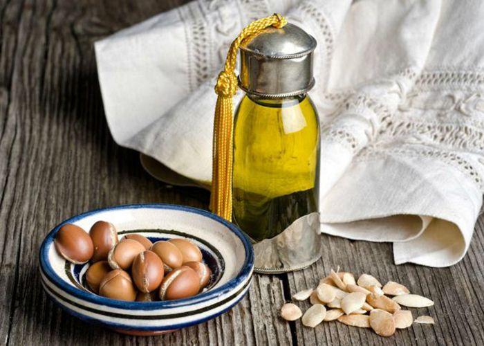 аргановое масло для тела