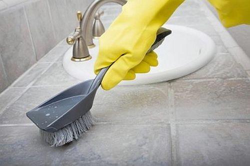 Чем удалить грибок в ванной комнате