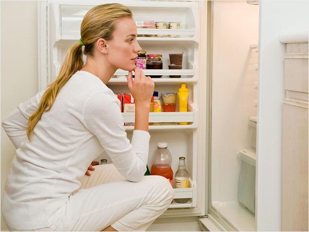 зловонный аромат в холодильнике