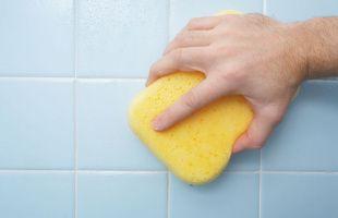 избавится от плесени в ванной