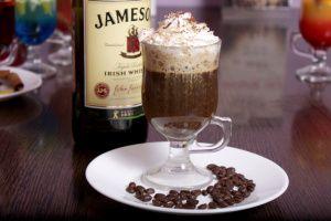 ирландский кофейный напиток