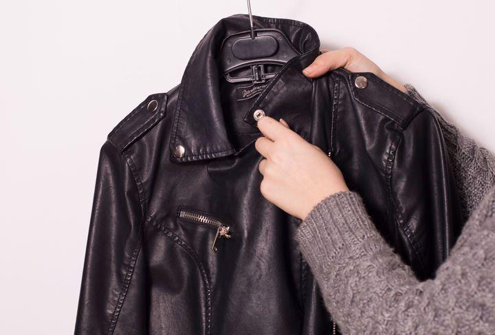 Развешивание куртки