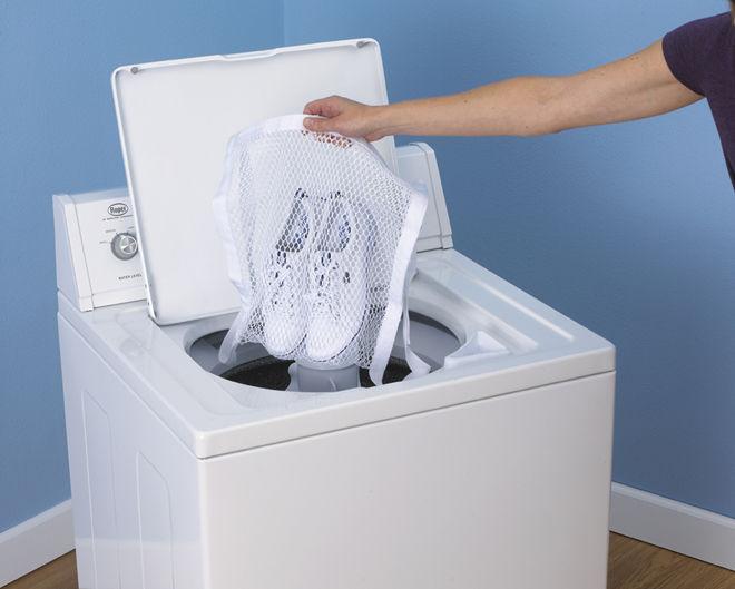мешок для стирки кроссовок в стиральной машине