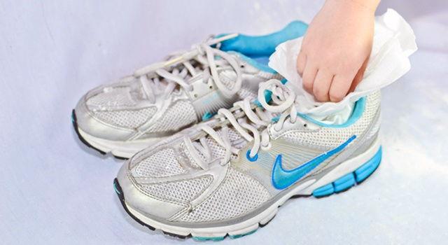 как сушить кроссовки после стирки