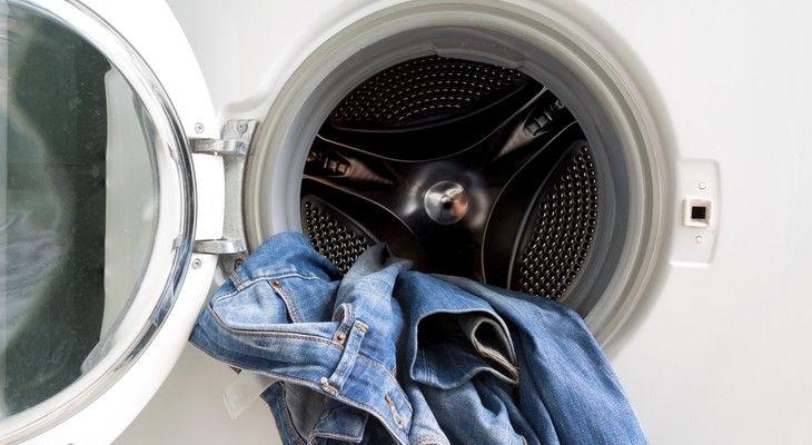 окрашивание джинсовых штанов в стиральной машине автомат