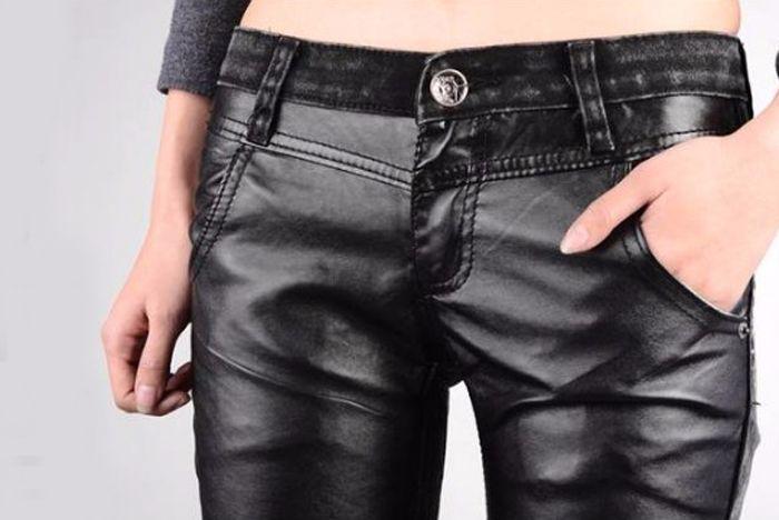 стирка кожаных брюк