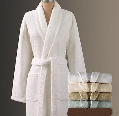 махровый халат с использованием бамбукового волокна после стирки