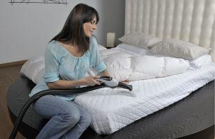 чистка матрасса в домашних условиях