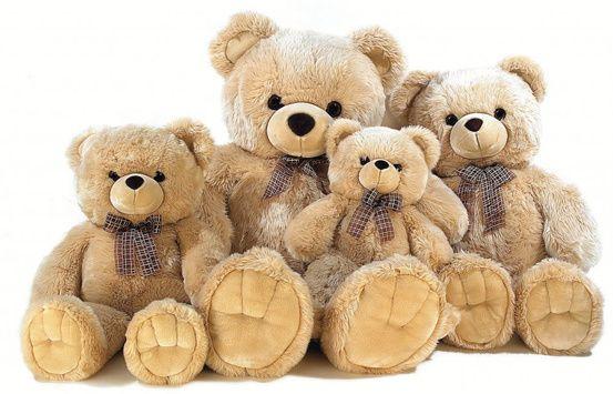 плюшнвые медведи