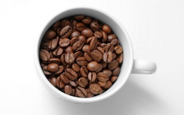 зерна кофе от запаха гари в доме