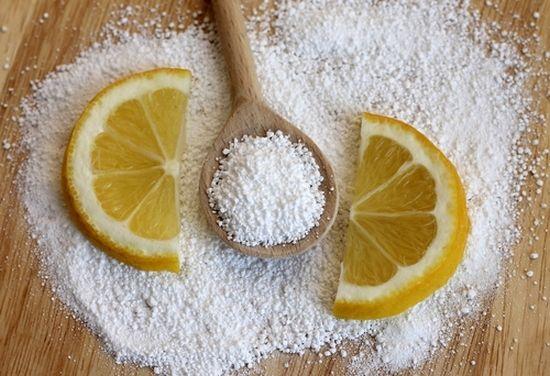 лимонная кислота для мытья кухонных шкафов