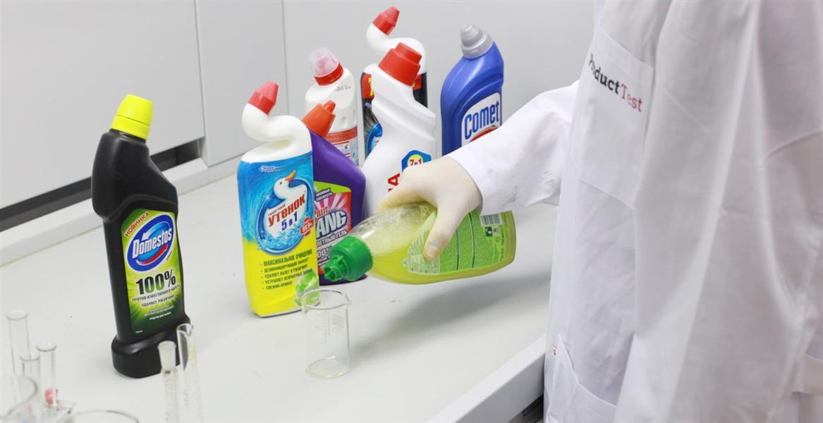 средства для чистки бочка унитаза