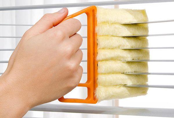 щетка для мытья жалюзи