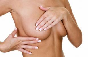 болит женская грудь