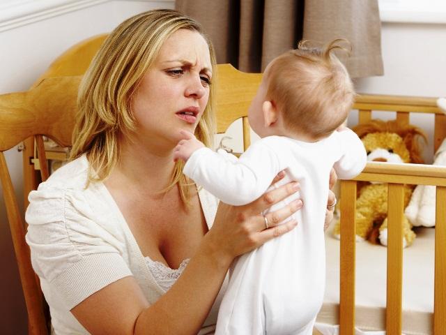 неприязнь к ребенку после родов
