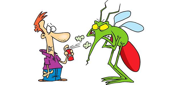 спрей от насекомых