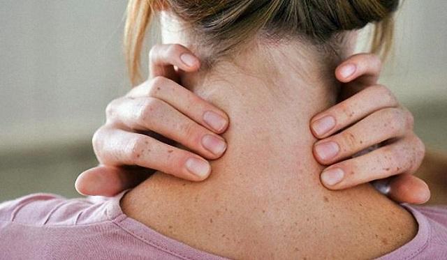 остеохондроз щейного отдела